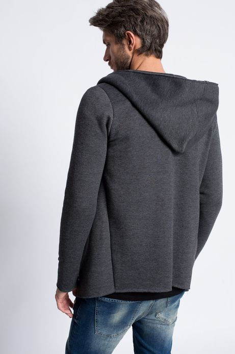 Bluza Decadent szara