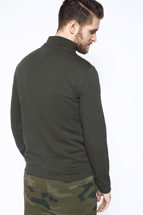 Man's Bluza Artisan zielona