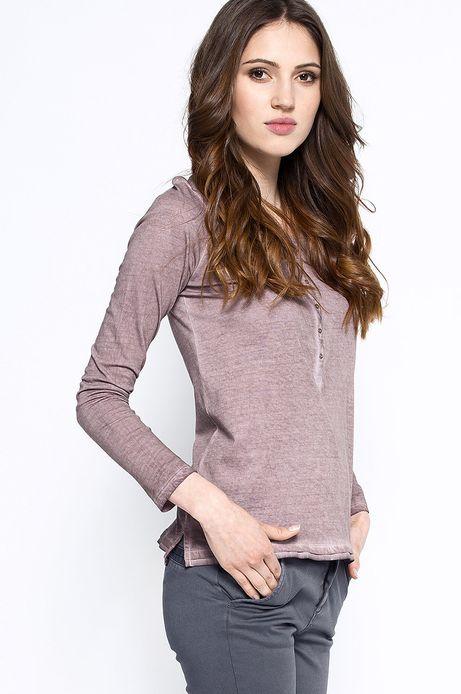Woman's Bluzka Artisan różowa