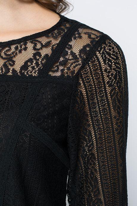 Bluzka Decadent czarna