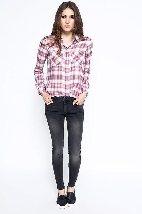 Koszula Artisan różowa