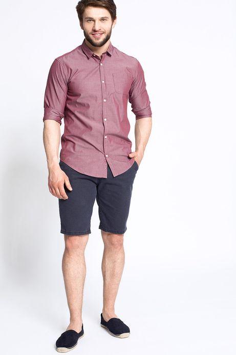 Man's Koszula Artisan różowa