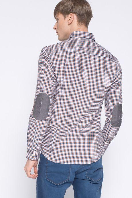Koszula Artisan brązowa