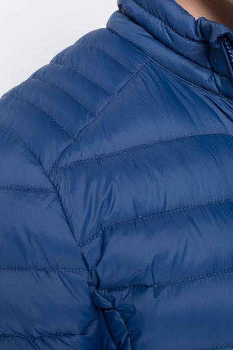 Man's Kurtka Decadent niebieska