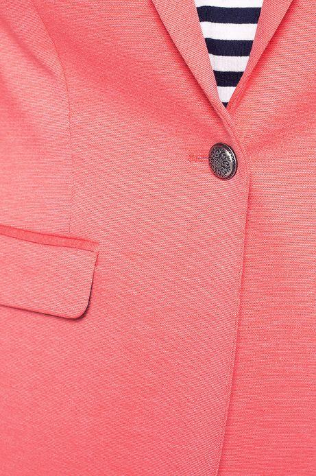Żakiet Artisan czerwony