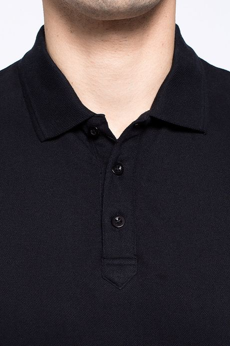 Polo Decadent czarne
