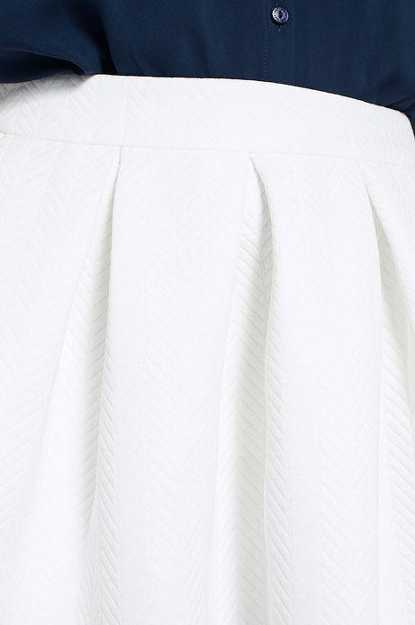 Spódnica Work In Progress biała