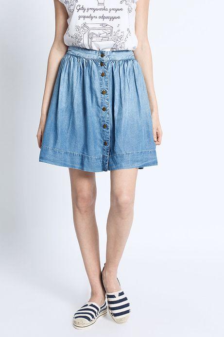 Spódnica Artisan niebieska
