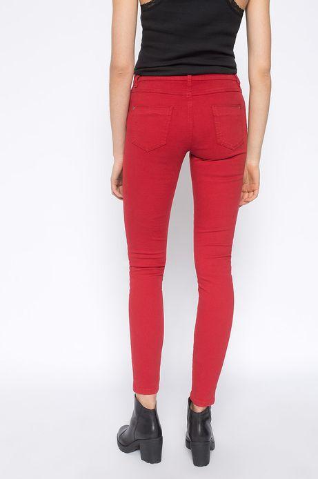 Spodnie Artisan czerwone