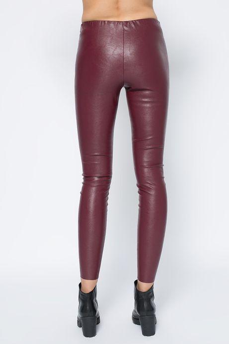 Spodnie Decadent brązowe