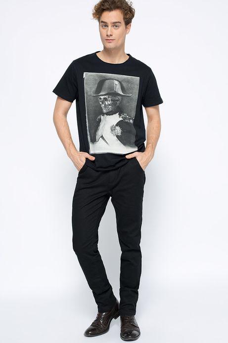 Spodnie Decadent czarne
