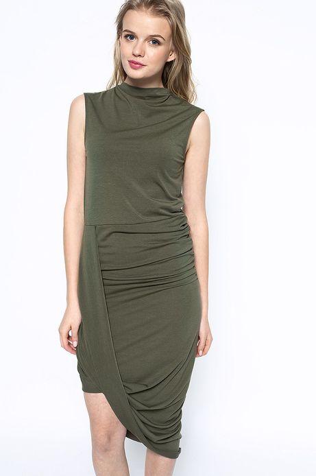 Sukienka Decadent zielona