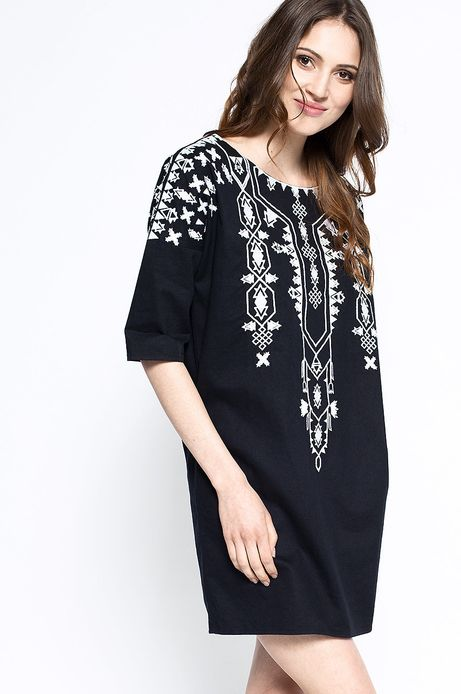 Sukienka Artisan czarna