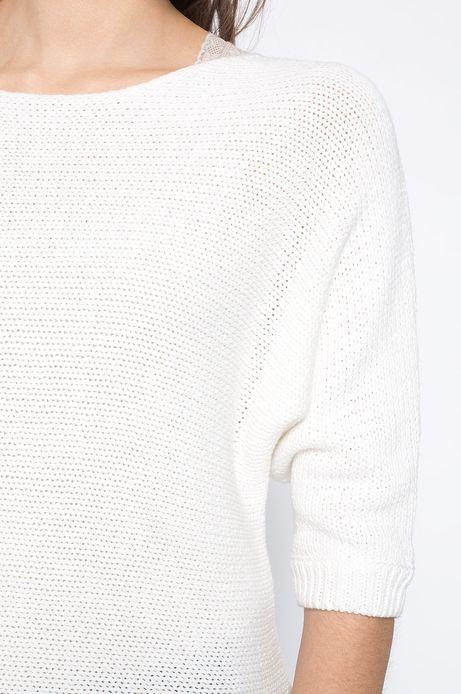 Sweter Artisan kremowy