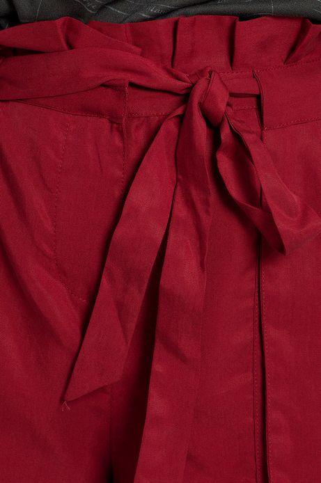 Szorty Decadent czerwone