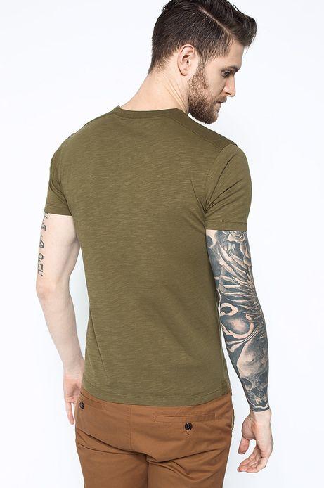 T-shirt Artisan zielony