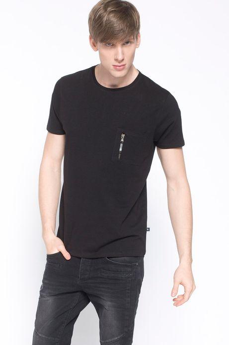 T-shirt Decadent czarny