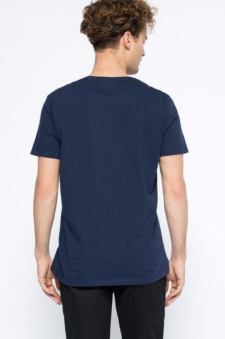 T-shirt Decadent granatowy