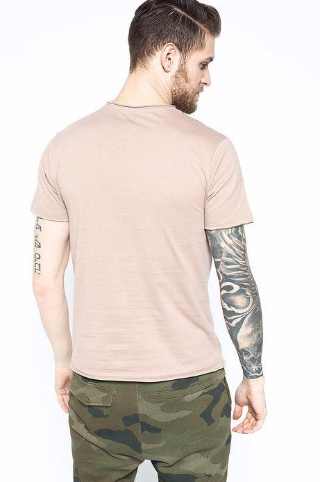 T-shirt Artisan żółty