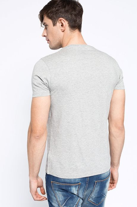 T-shirt Decadent szary