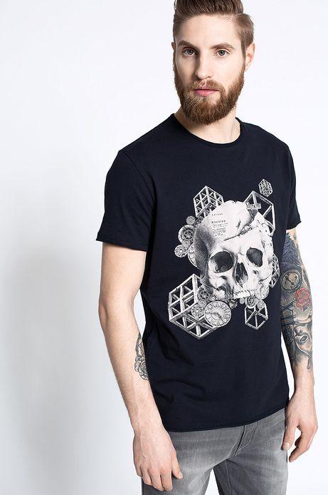 T-shirt Work In Progress czarny