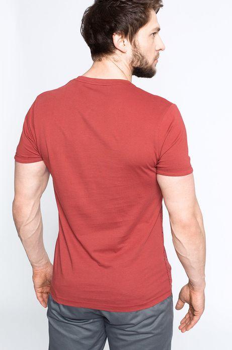 T-shirt Artisan czerwony
