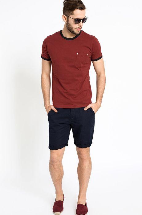 T-shirt Decadent brązowy