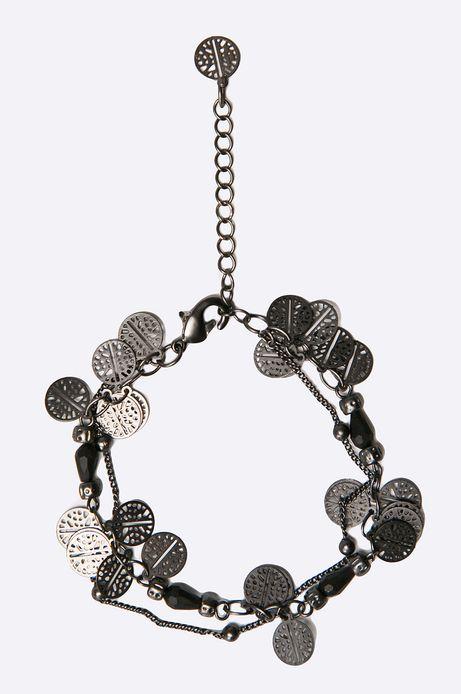 Biżuteria Less Is More srebrna