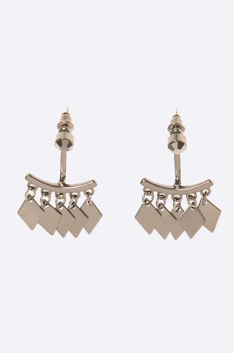 Kolczyki Marrakesh srebrne