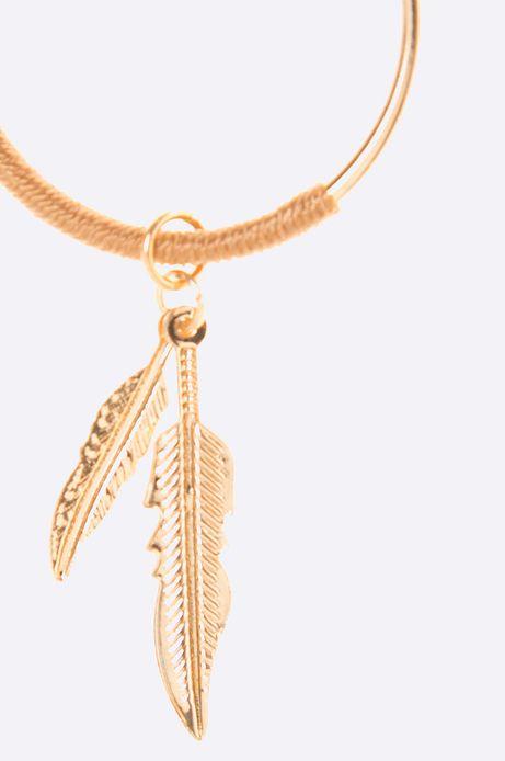 Kolczyki Marrakesh złote
