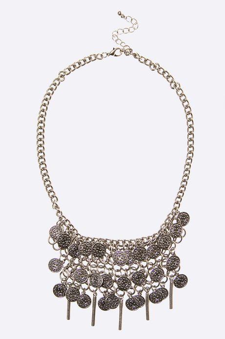 Woman's Naszyjnik Marrakesh srebrny