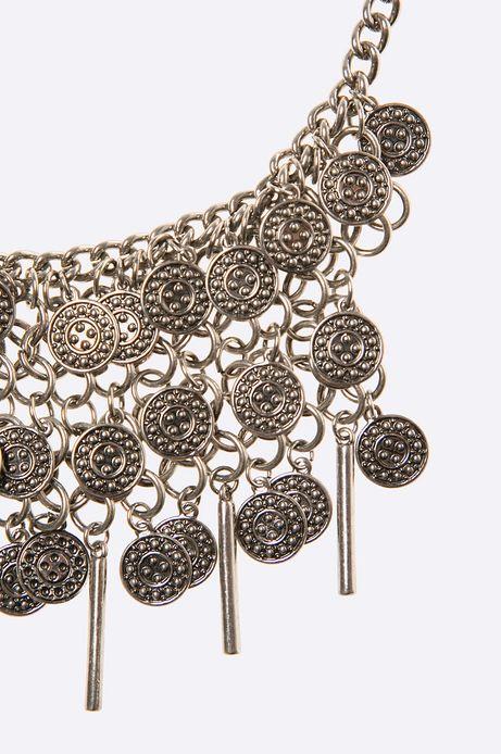 Naszyjnik Marrakesh srebrny
