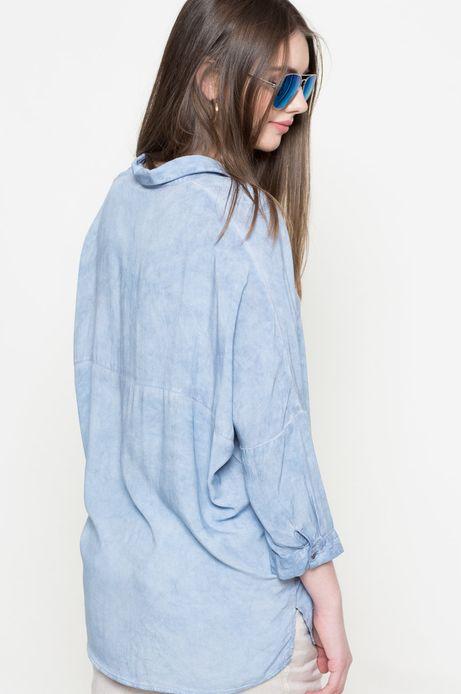 Koszula Forever Blue niebieska