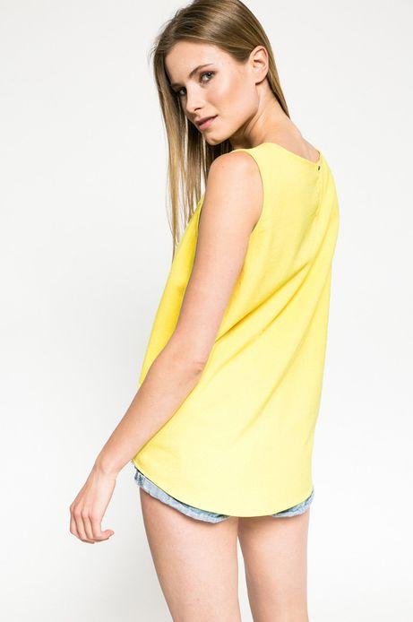 Top Linen Line żółty
