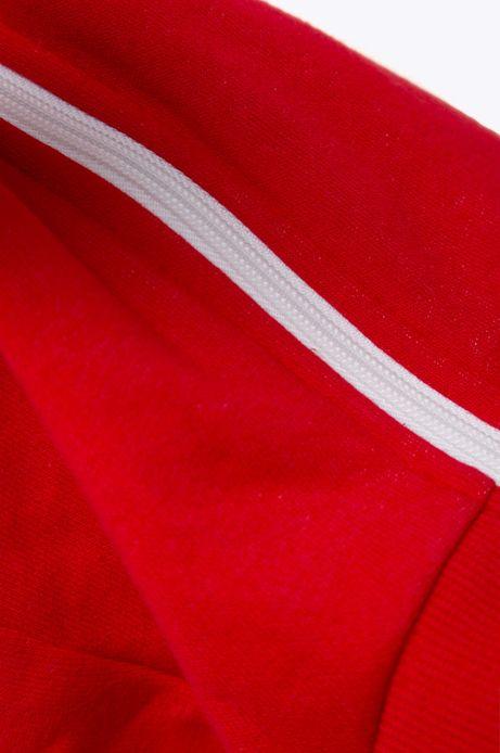 Bluza dla pupila czerwona