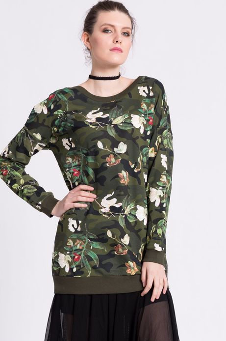 Bluza Urban Uniform zielona