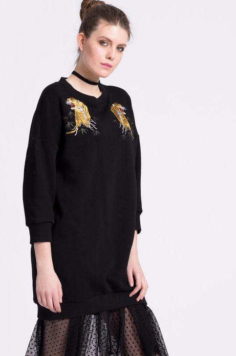 Woman's Bluza Urban Uniform czarna