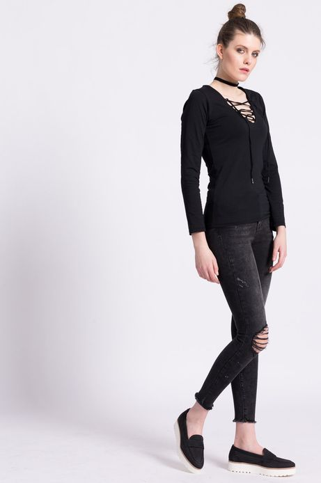 Bluzka Urban Uniform czarna