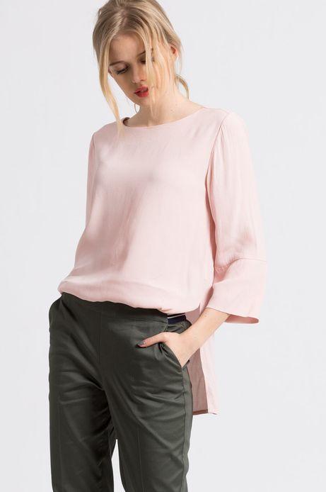 Bluzka Gothenburg różowa