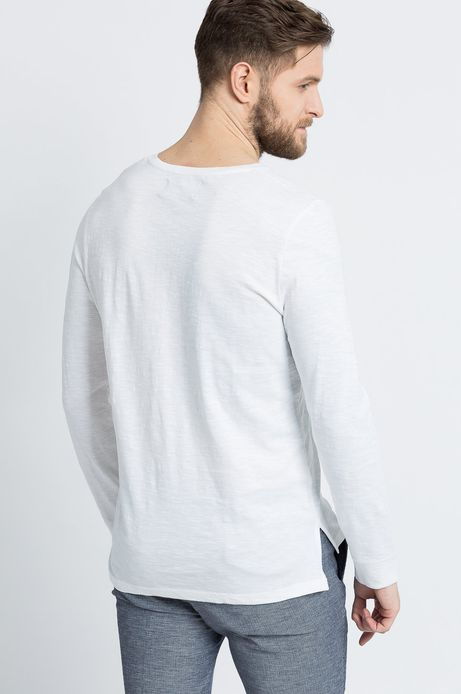 Longsleeve Modern Staples biały