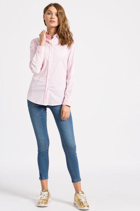 Koszula Wonderland różowa