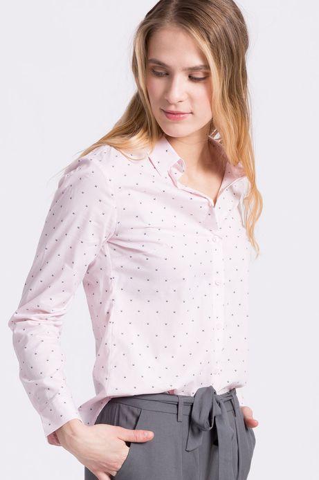 Koszula Less Is More różowa