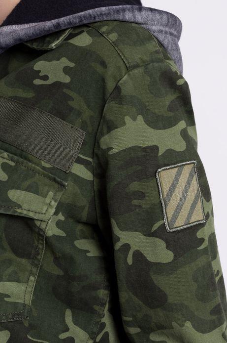 Kurtka Urban Uniform zielona
