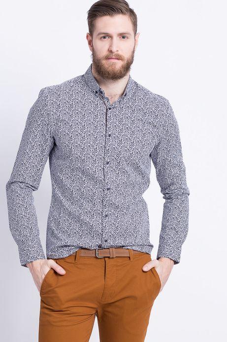 Koszula Less Is More granatowa