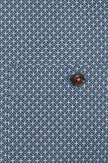 Koszula Modern Staples granatowa