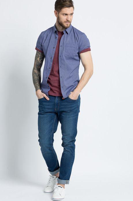 Koszula Modern Staples niebieska