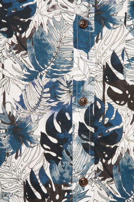 Koszula Blue Lagoon niebieska