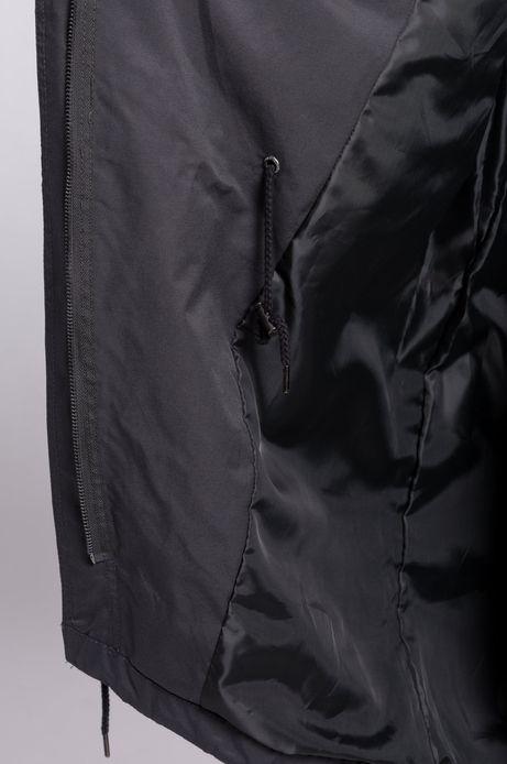 Parka Urban Uniform szara