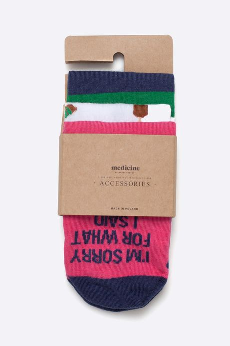 Skarpetki Modern Staples (3-pack)