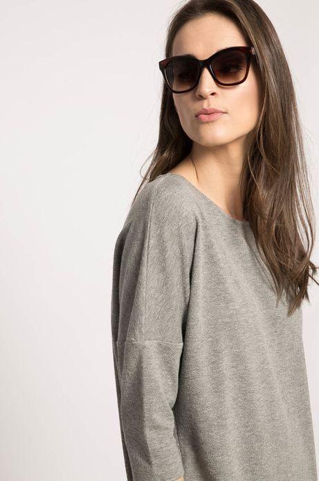 Woman's Okulary Gothenburg brązowe